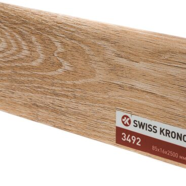 Плинтус МДФ Kronopol P85 3492 Swing Walnut