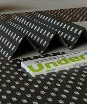 Подложка FineFloor UnderFloor Black Line 1,0mm